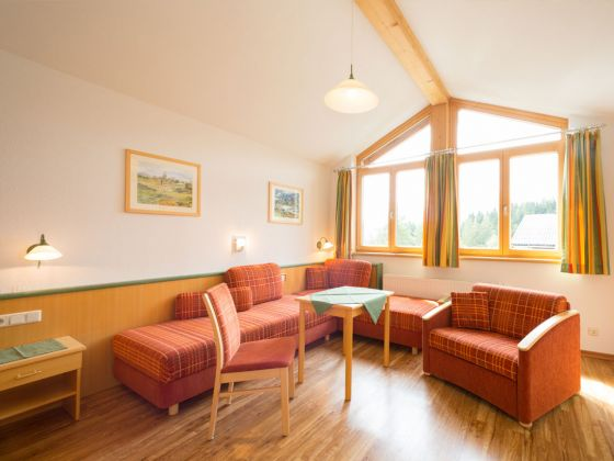 Appartement Planai in der Pension Steiermark in Rohrmoos